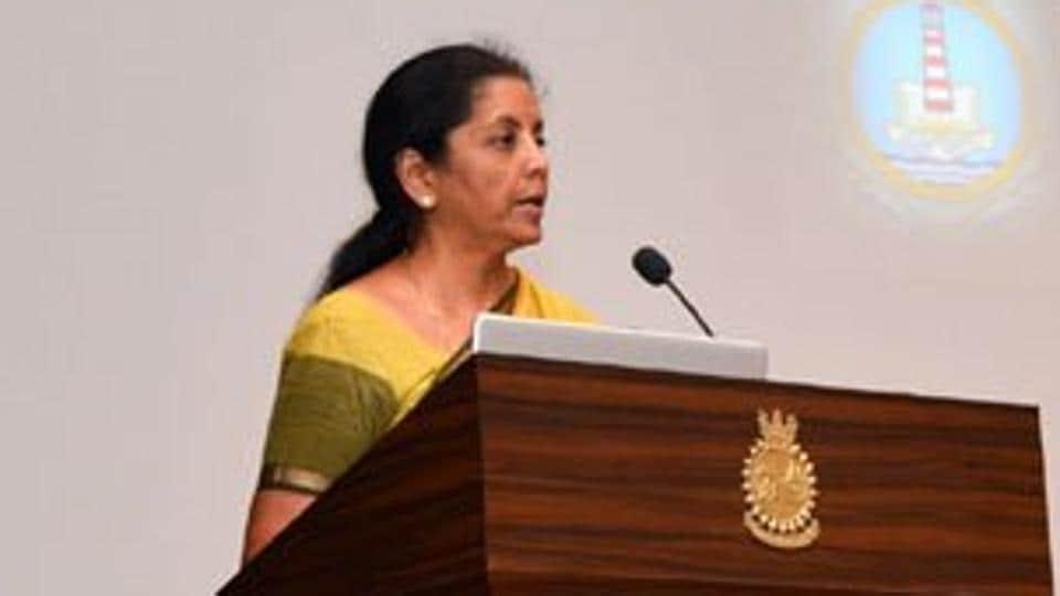 Nirmala Sitharaman,Defence Minister,Indian Ocean