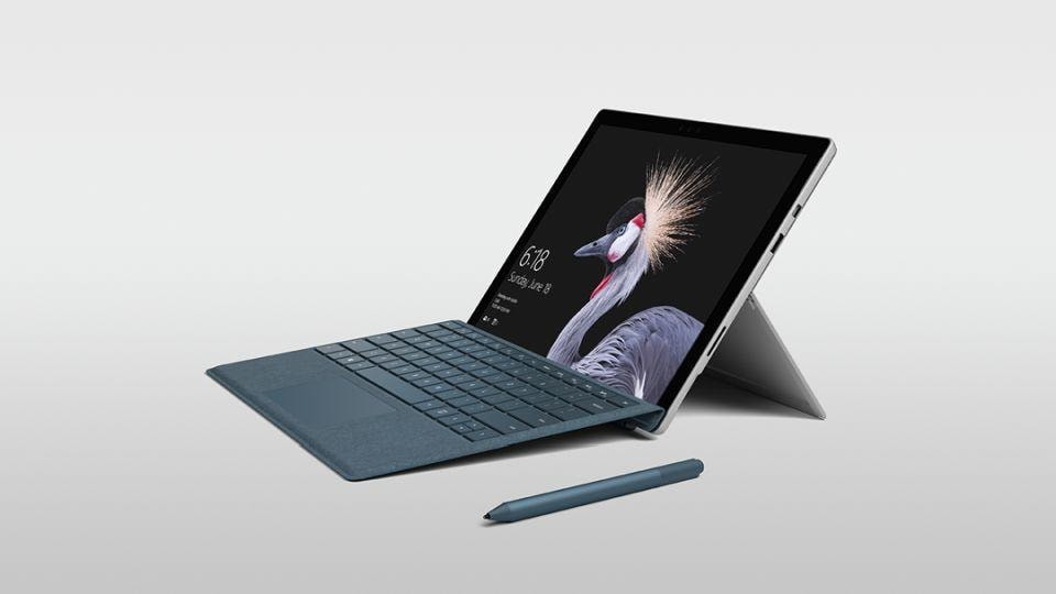 Microsoft,Surface Pro,Surface Pro With LTE Advanced