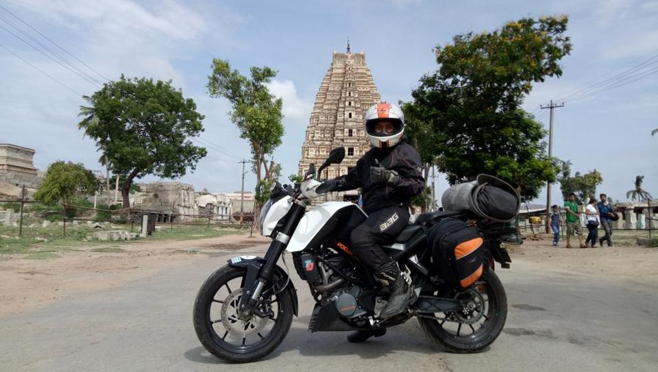 Pune's Pooja Dhabi will eb sharing her biking story at the India Bike Week rally in November