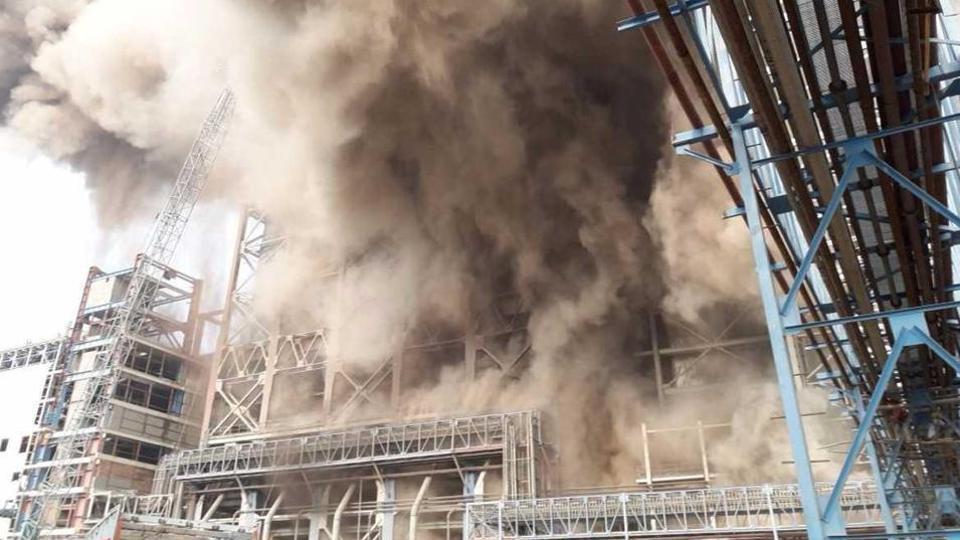 Rae Bareli blast,Unchahar NTPC plant,boiler blast