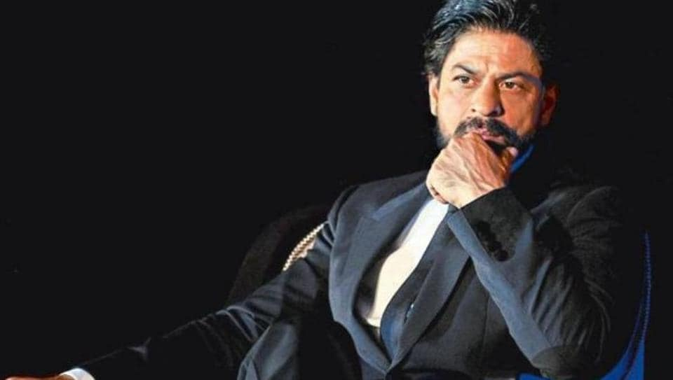 Shah Rukh han behaved like a superstar even in his early days in acting.