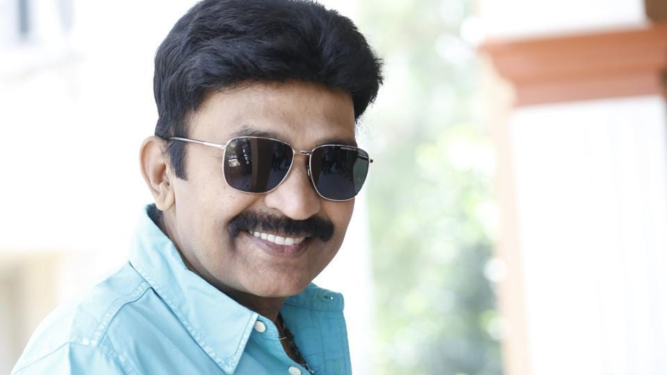 Rajasekhar is making a come back with PSV Garuda Vega, in which he plays the role of a National Intelligence Agency officer.