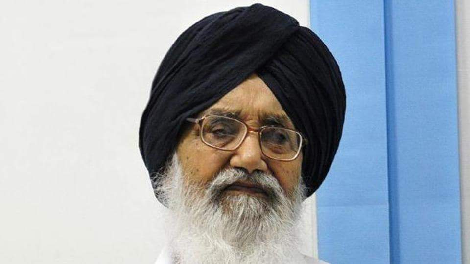 """""""Political assassinations and communal murders in Punjab are pushing the state towards the edge of a dangerous precipice,"""" Parkash Singh Badal said."""