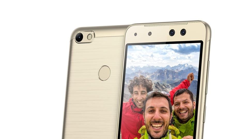 Itel S21 smartphone with dual selfie camera launched at Rs 5999