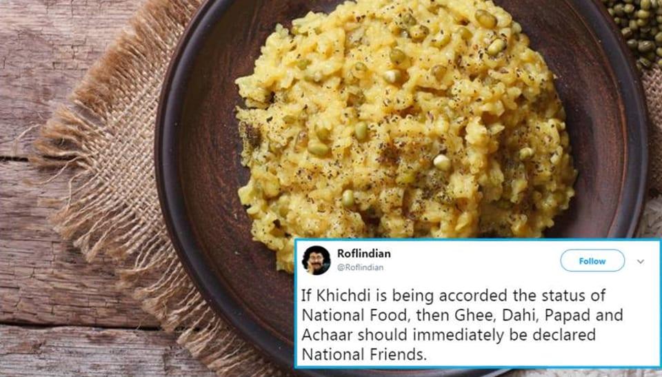 Khichdi,Comfort food,Twitter