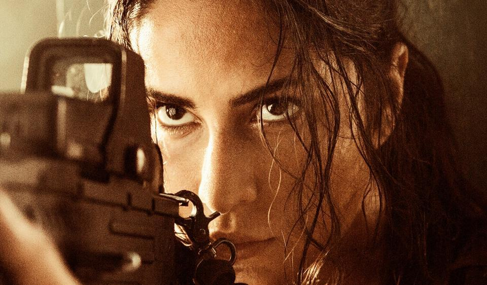 Katrina Kaif is ready for some action in new still from Tiger Zinda Hai.