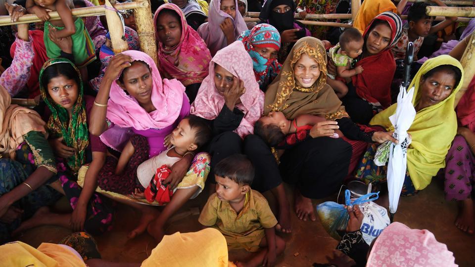 Rohingya Muslim,Refugees,Myanmar