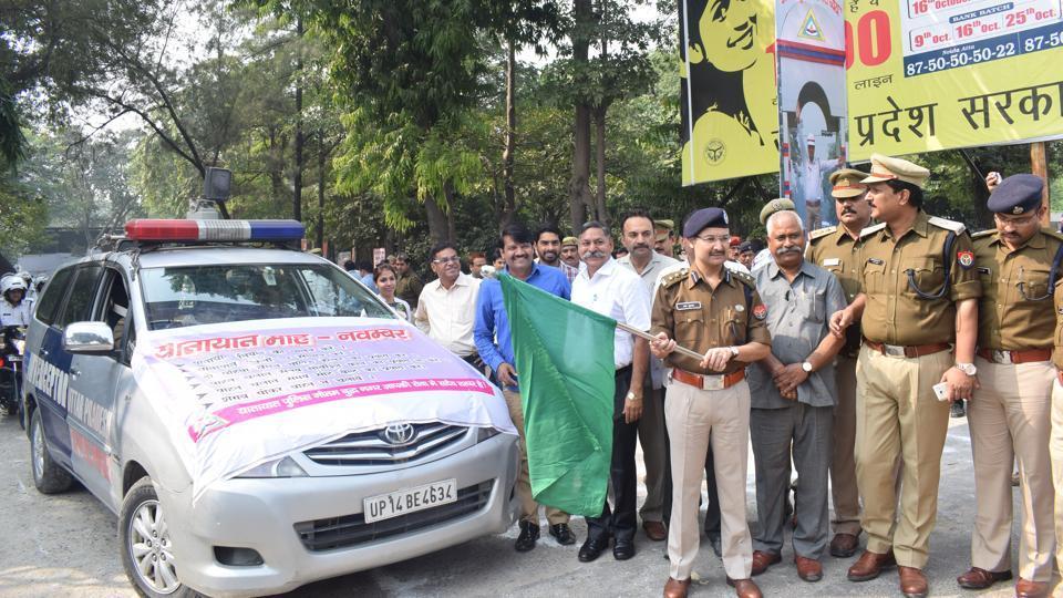 Road safety month,Noida police,Noida traffic violations