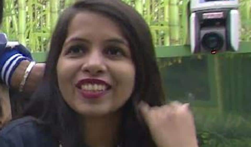 Dhinchak Pooja is the first wild card entry in Bigg Boss 11.