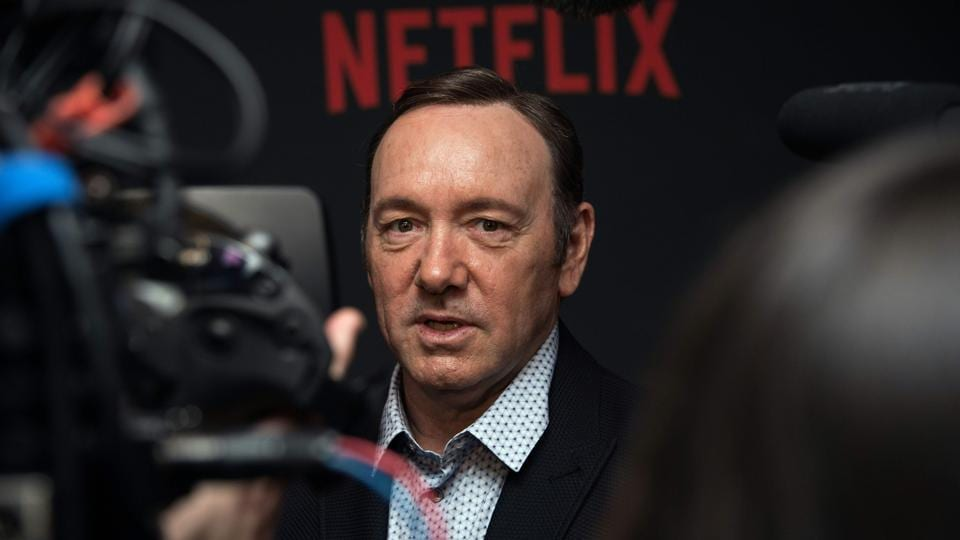 Production of award-winning House of Cards season six has been suspended indefinitely in the wake of sexual misconduct allegations against its star Kevin Spacey.