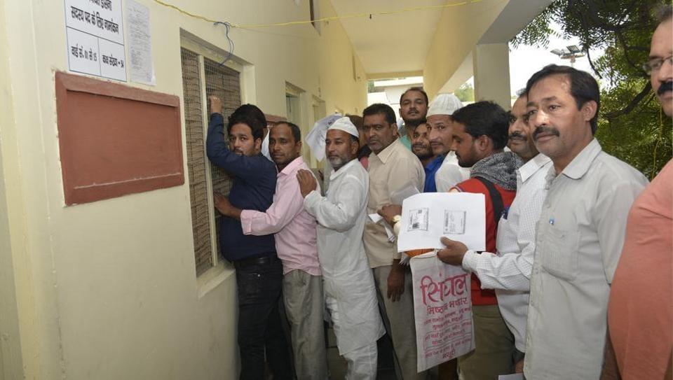 Ghaziabad muncipal polls,UP state municiapl polls,MOdi Nagar