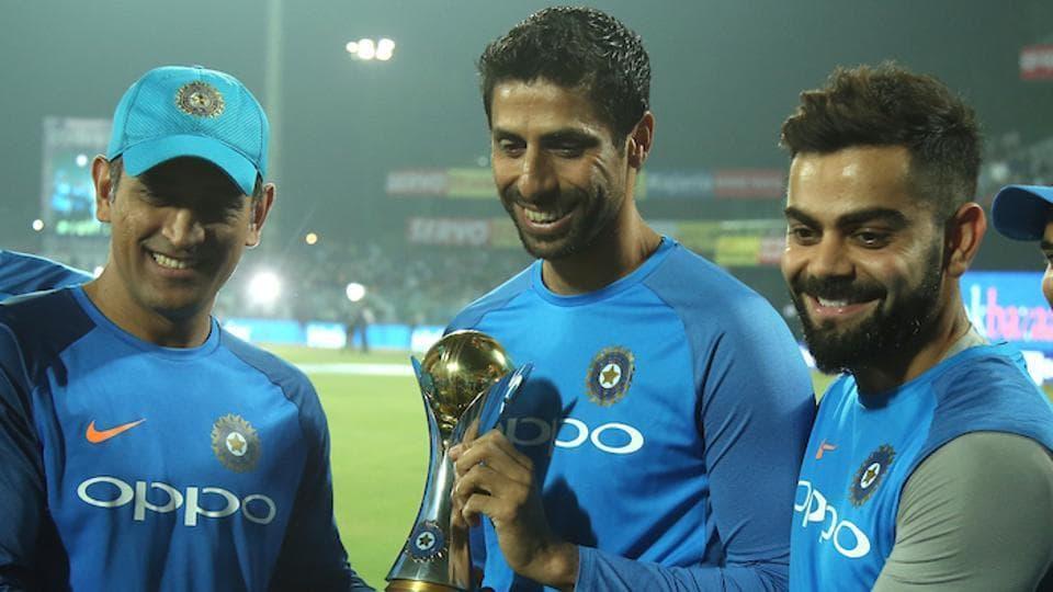 India vs New Zealand,Ashish Nehra,Feroz Shah Kotla