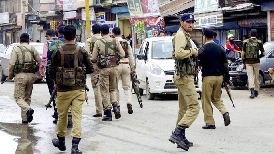 Rajouri district,Jammu and Kashmir,Jammu and Kashmir police