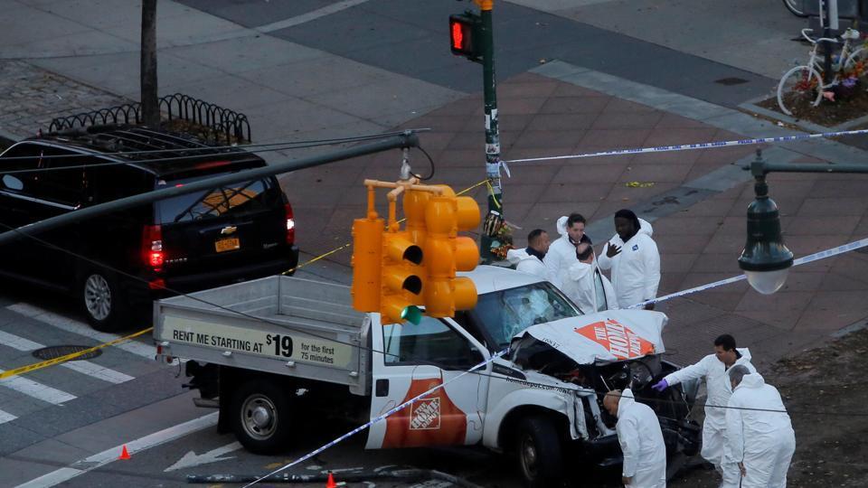 Manhattan truck attack,Argentines,Argentinia