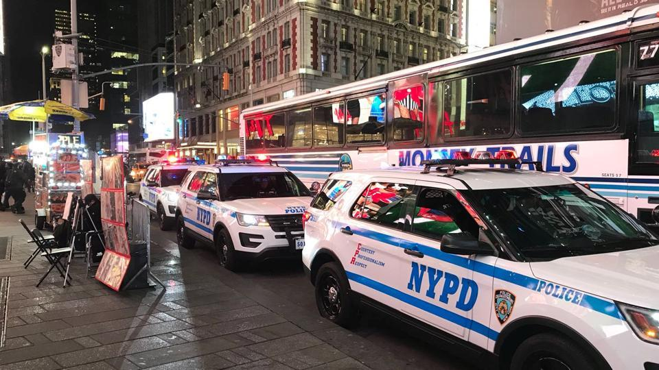New York,Manhattan shooting,Manhattan attack