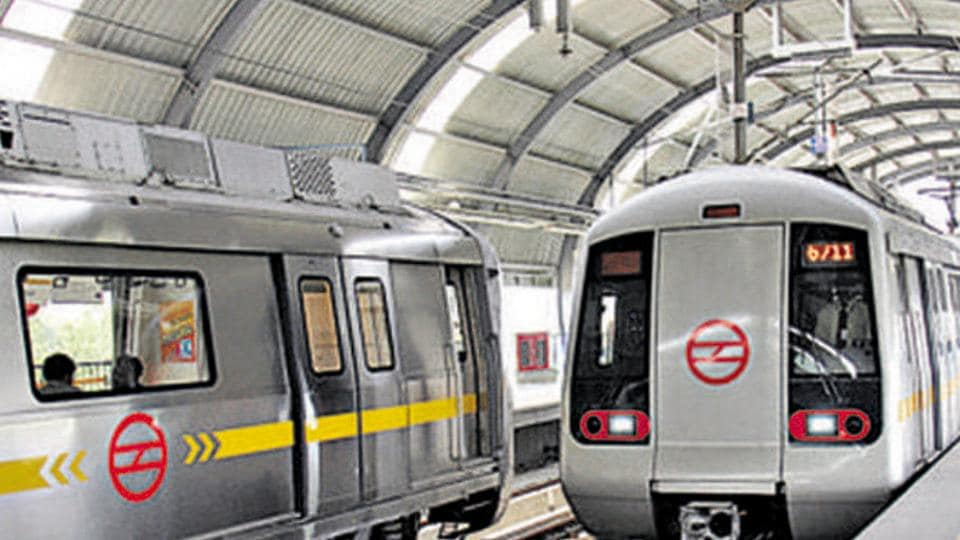 Delhi news,Delhi police,Delhi metro