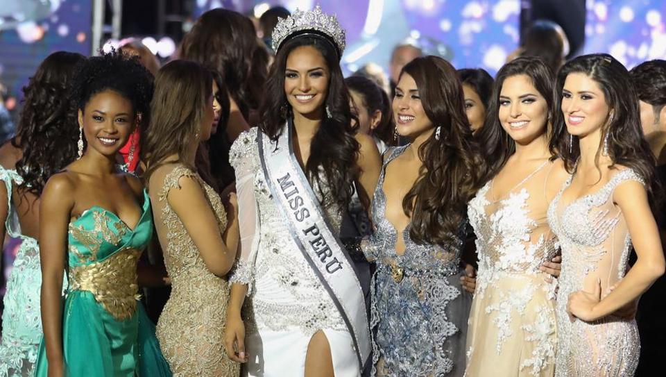 Miss Peru,Miss Peru pageant,Lima Municipal Theatre