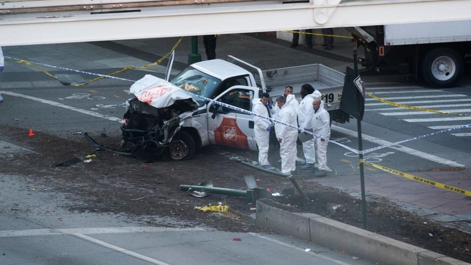 Manhattan attack,Manhattan terror attack,Islamic State