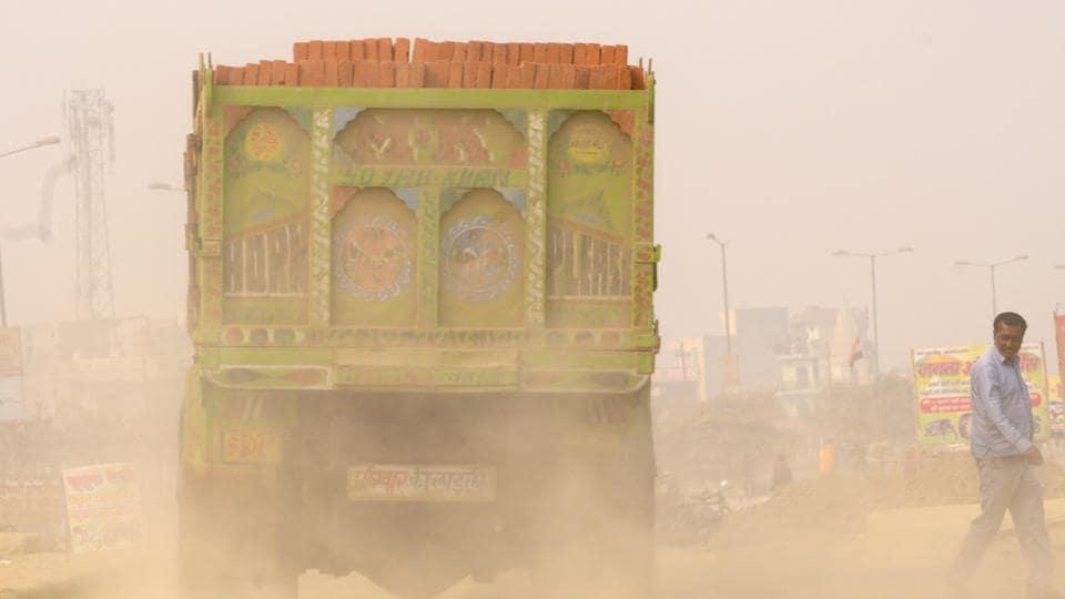 Noida,pollution,EPCA