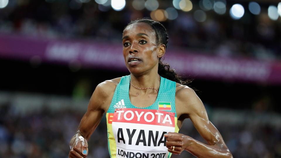 Almaz Ayana is the reigning world and Olympic champion in the 10,000m event and she will be the star attraction in the Delhi Half Marathon.