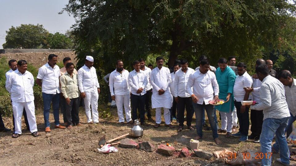 Gawarewadi crematorium,Parmeshwar Gaware,Phase-3 of the IT Park