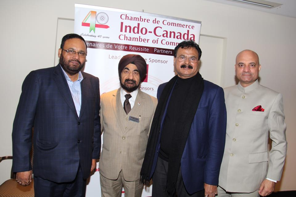 India-Canada relations,Advantage Assam Global Investors Summit,Indo Canada Chamber of Commerce