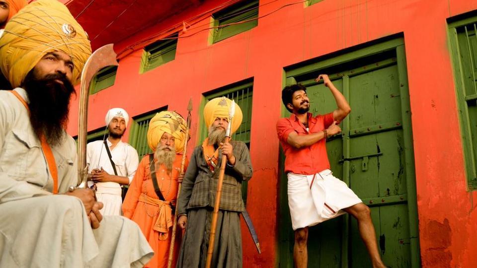 Vijay's Mersal will release in Telugu as Adhirindi.