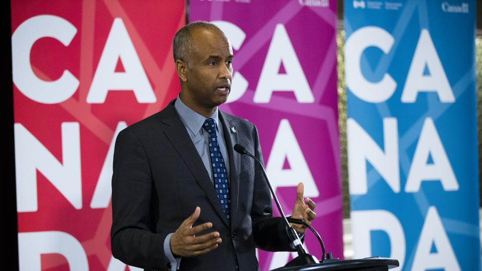 Syrian refugees,Canada,citizenship minister Ahmed D Hussen