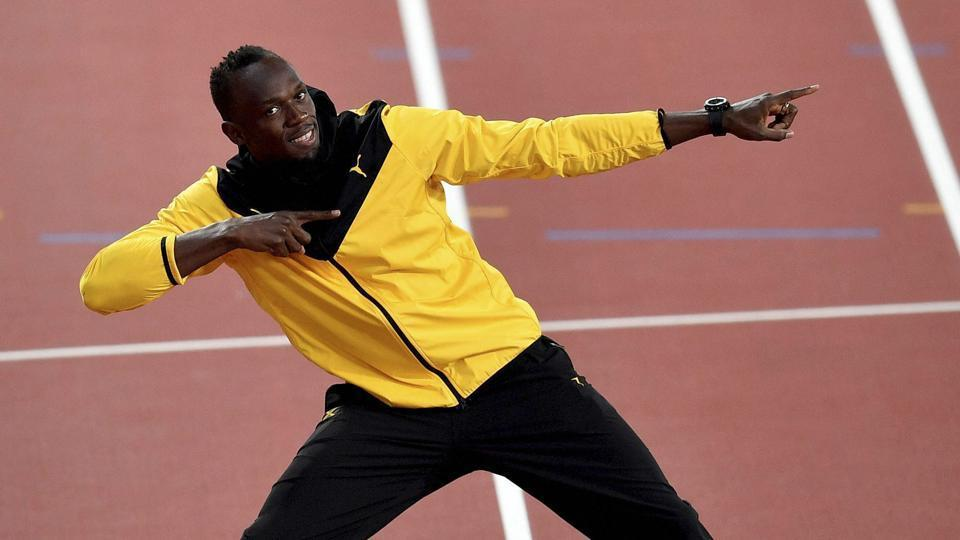 Usain Bolt, who had retired from athletics during the World Championships in London earlier in 2017,  had lit up the world with his electrifying personality.