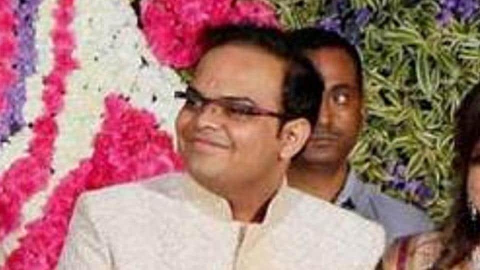 Jay Shah, son of BJP president Amit Shah.