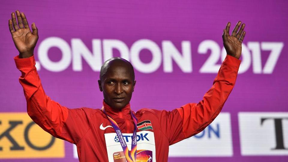 Geoffrey Kirui will be a part of the Delhi Half Marathon later this year.