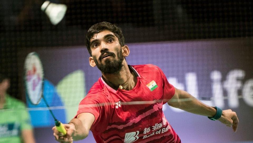 Kidambi Srikanth,Viktor Axelsen,Badminton