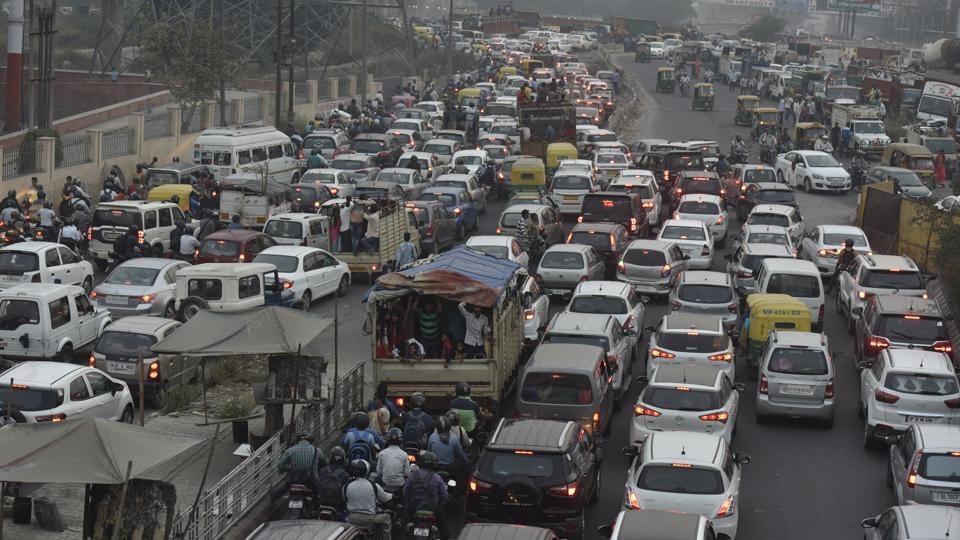 Noida,authority,traffic