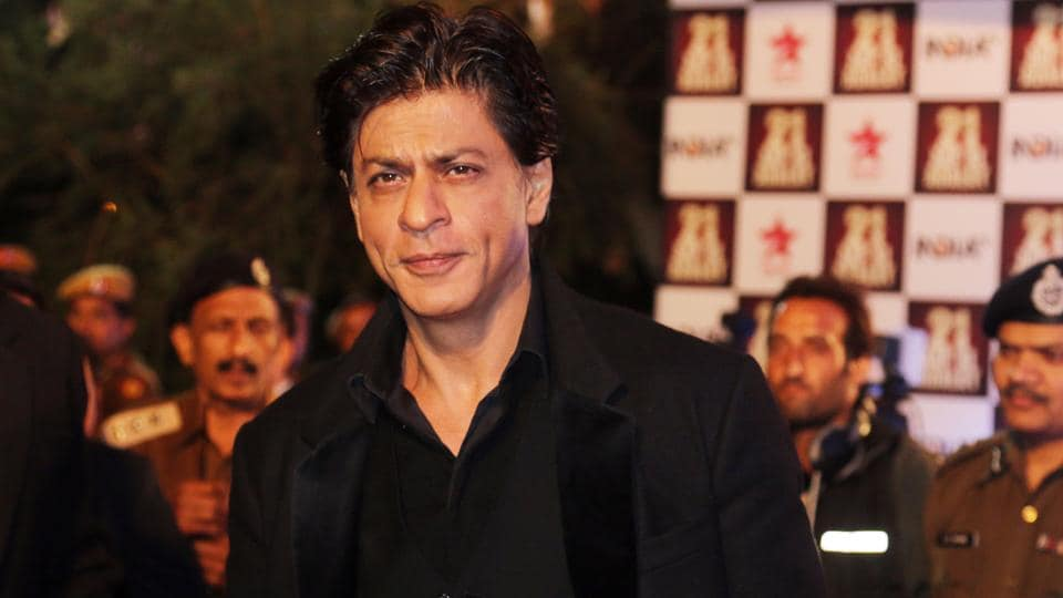 Shah Rukh Khan turned 52 today.
