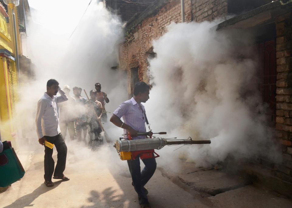 Aliza,Dengue,Kali Charan Saraf