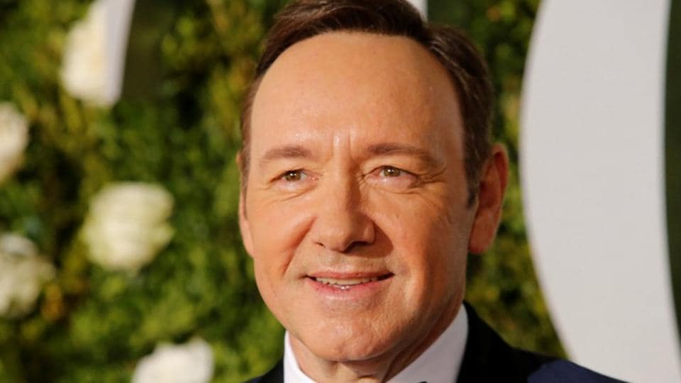 Actor Kevin Spacey at the 71st Tony Awards Arrivals New York City.