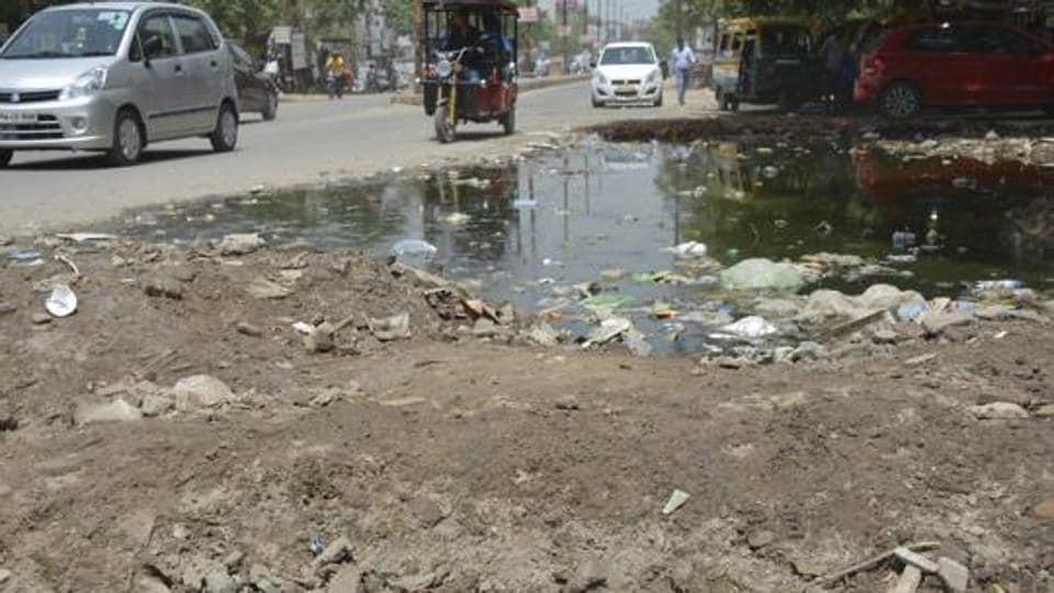 Delhi roads,PWD,public works department
