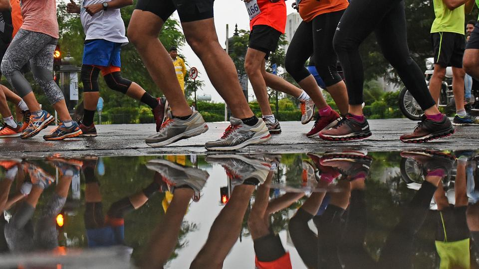 Pune,runners,push their limit