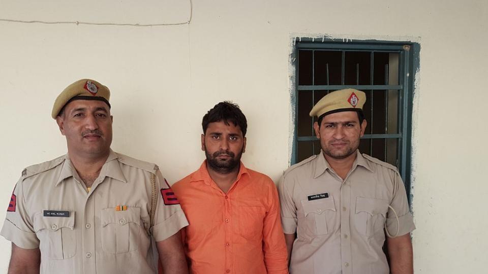 Rob people after taking lifts,Gurgaon police arrested master mind,Gurgaon crime