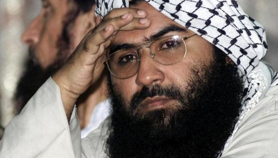 India, backed by the United States, has been trying to get Masood Azhar on a UN list of groups with ties to al Qaeda, blaming his group for a series of attacks in India, including one on its parliament in 2002 and another last year on an airbase.