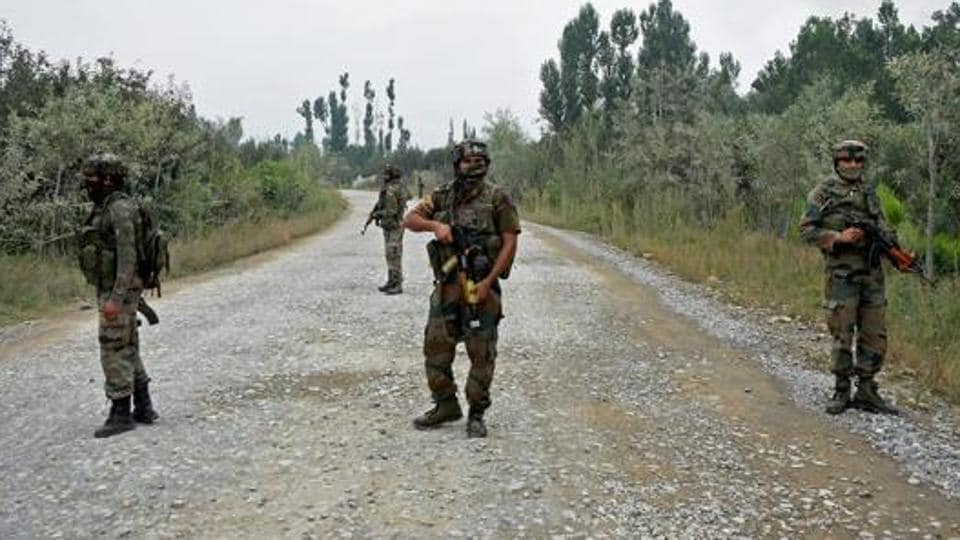 Encounter,Militants,Security officers