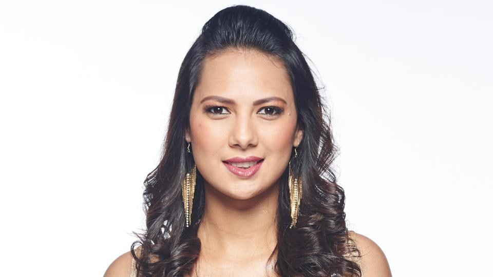 TV actor Rochelle Rao started a campaign on social media about being proud of one's looks and weight.