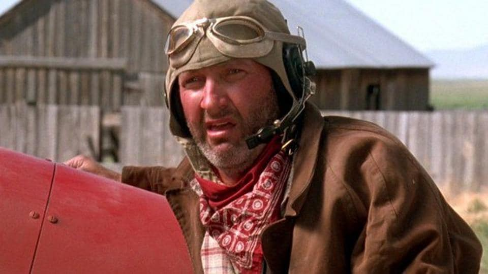 Randy Quaid in a still from Independence Day.