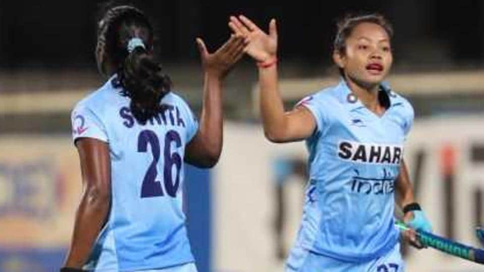 India will face China in the final of the women's Asia Cup hockey after beating Japan in the semis.