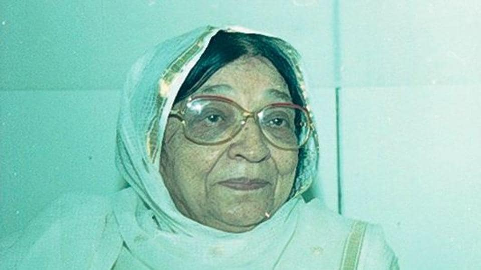 Finally bestowed with the Jnanpith Award, Hindi writer Krishna Sobti's works have for long reflected her deep roots in Punjab.