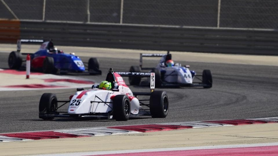 Bahrain will host the opening round of the MRF Challenge from November 16-18.
