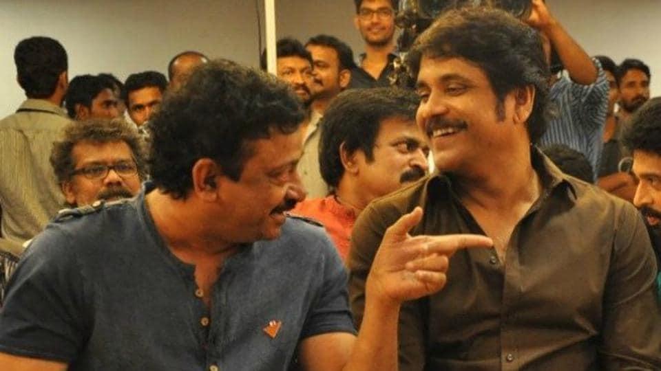 Ram Gopal Varma,Nagarjuna,Nagarjuna RGV movie