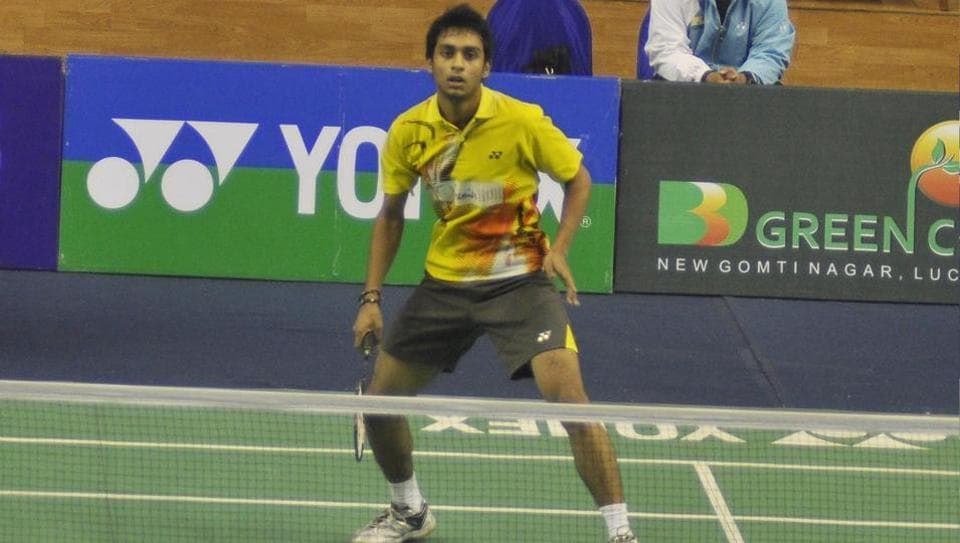 Sourabh Verma,National Badminton Championship,Badminton