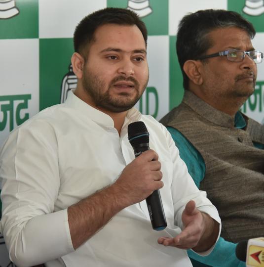JD (U) spokemen,Sanjay Singh,Neeraj Kumar