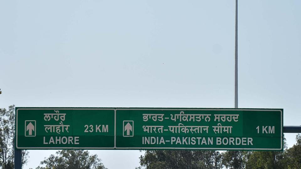 BSF,Hasam Khan,Pakistan